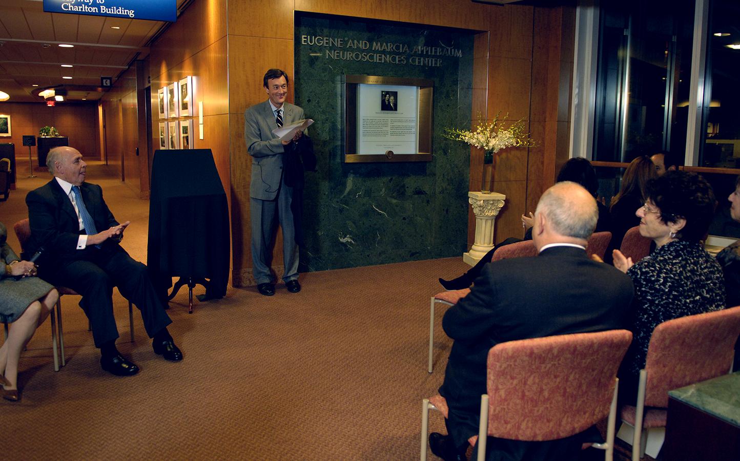 Mayo Clinic Philanthropy | The Legacy of Eugene Applebaum